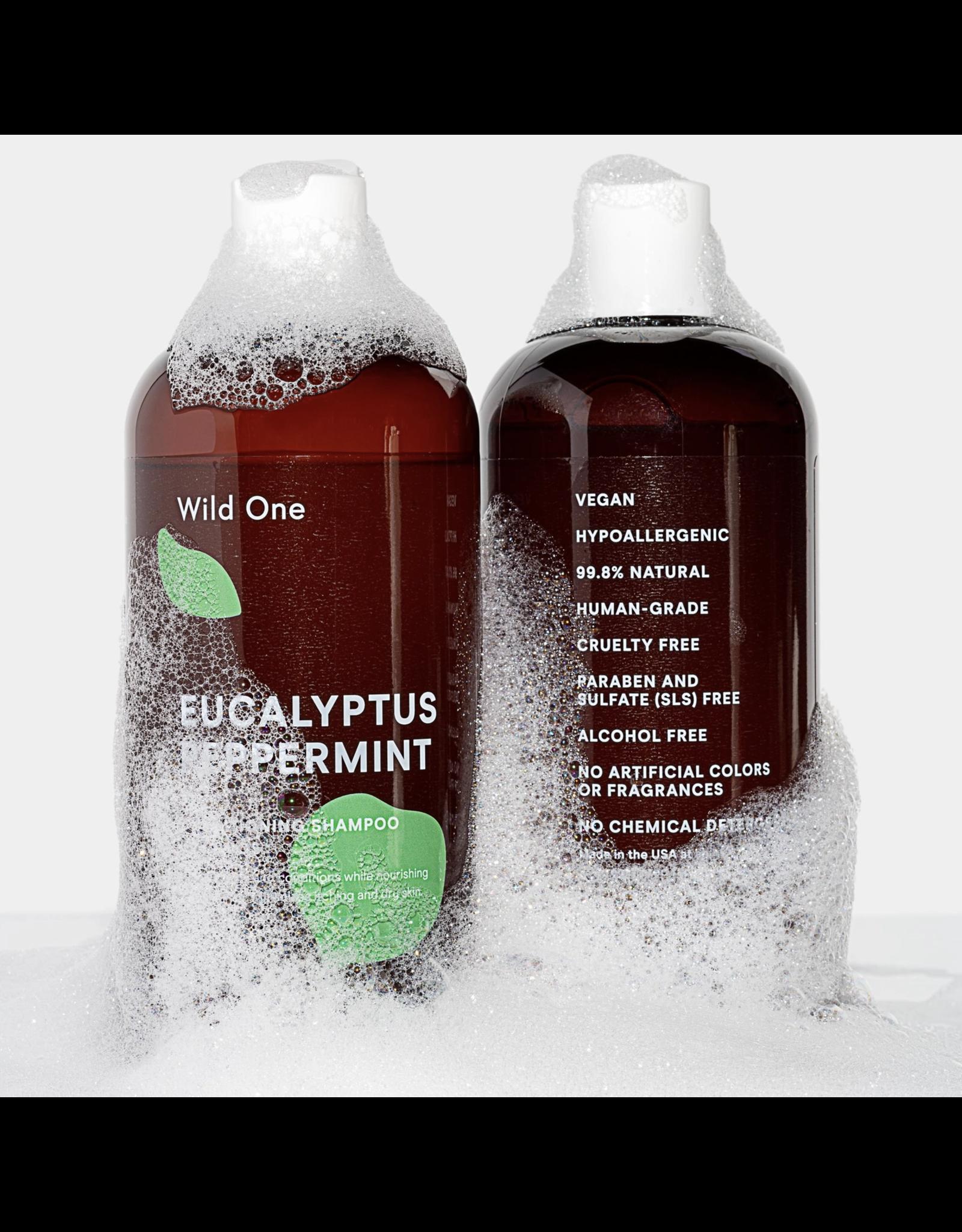 Wild One Eucalyptus Peppermint Conditioning Shampoo