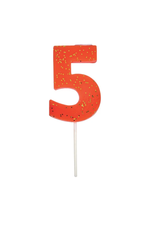 Number Candle: 5