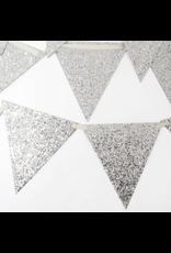 Glitter Triangle Garland