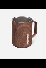 Corkcicle 16oz Mug - Walnut Wood