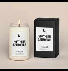 Homesick Northern California Candle