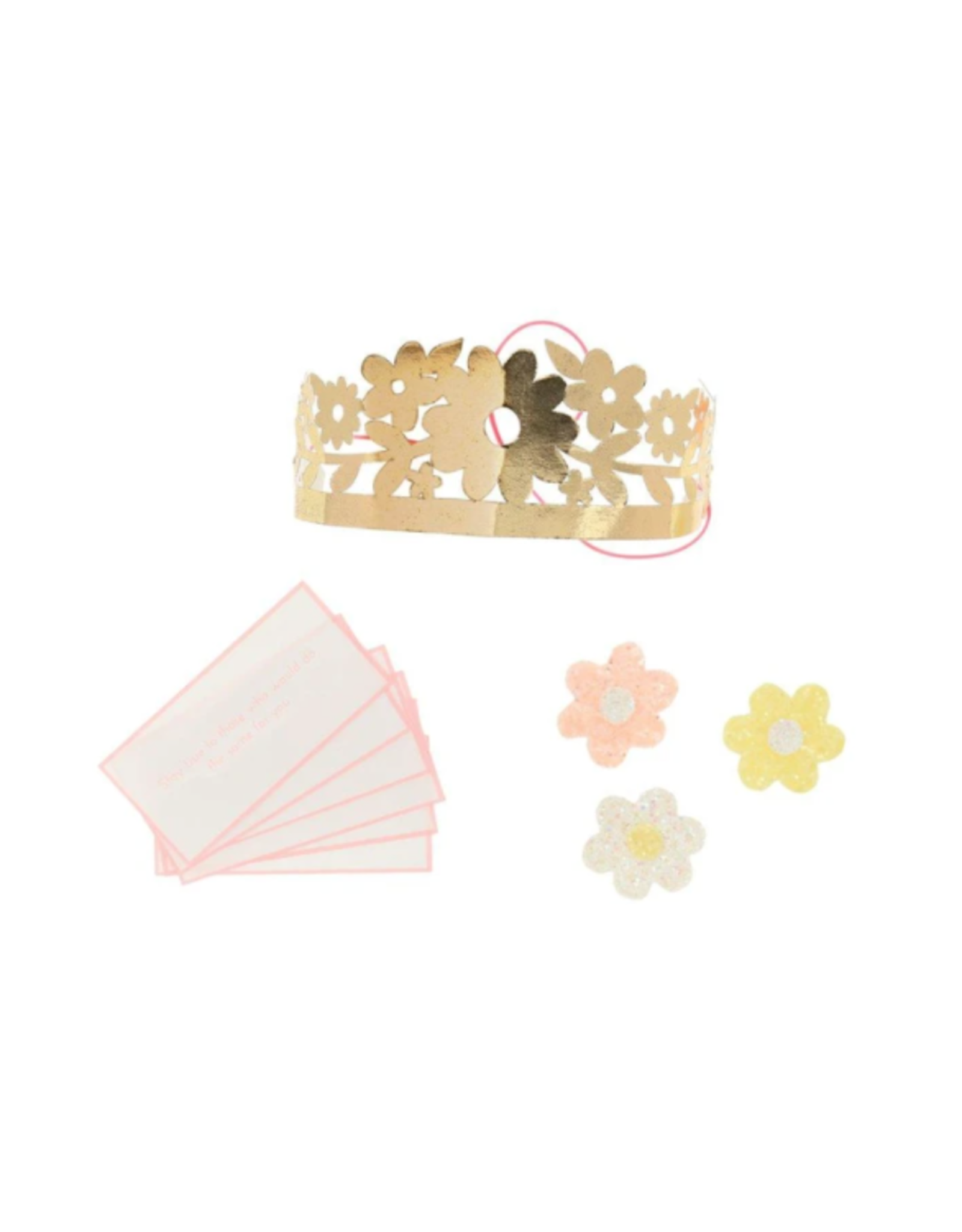 Tissue Floral Crackers