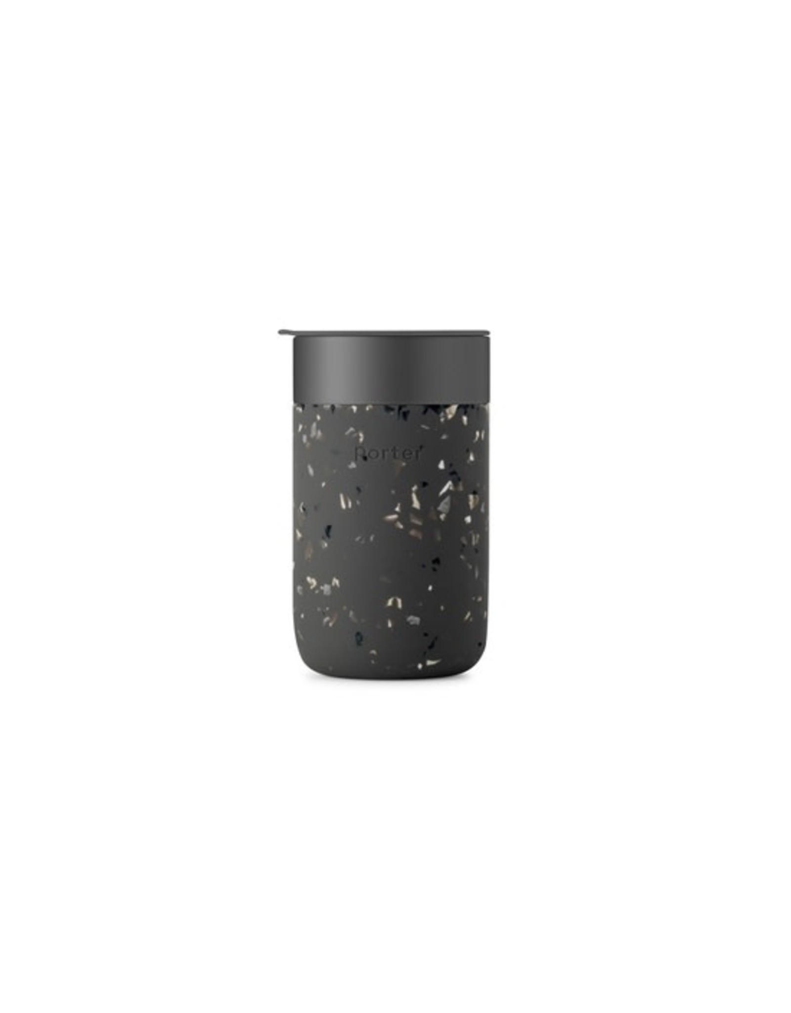 Porter Mug 16oz Terrazzo - Charcoal