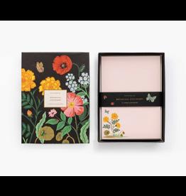 Rifle Paper Botanical Social Stationery Set