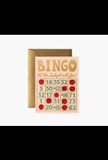 Rifle Paper Bingo Card