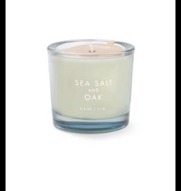 Firefly Sea Salt + Oak Votive