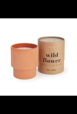 Firefly Sahara 9oz Terracotta - Wildflower Candle