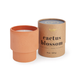 Firefly Cactus Wildflower Candle