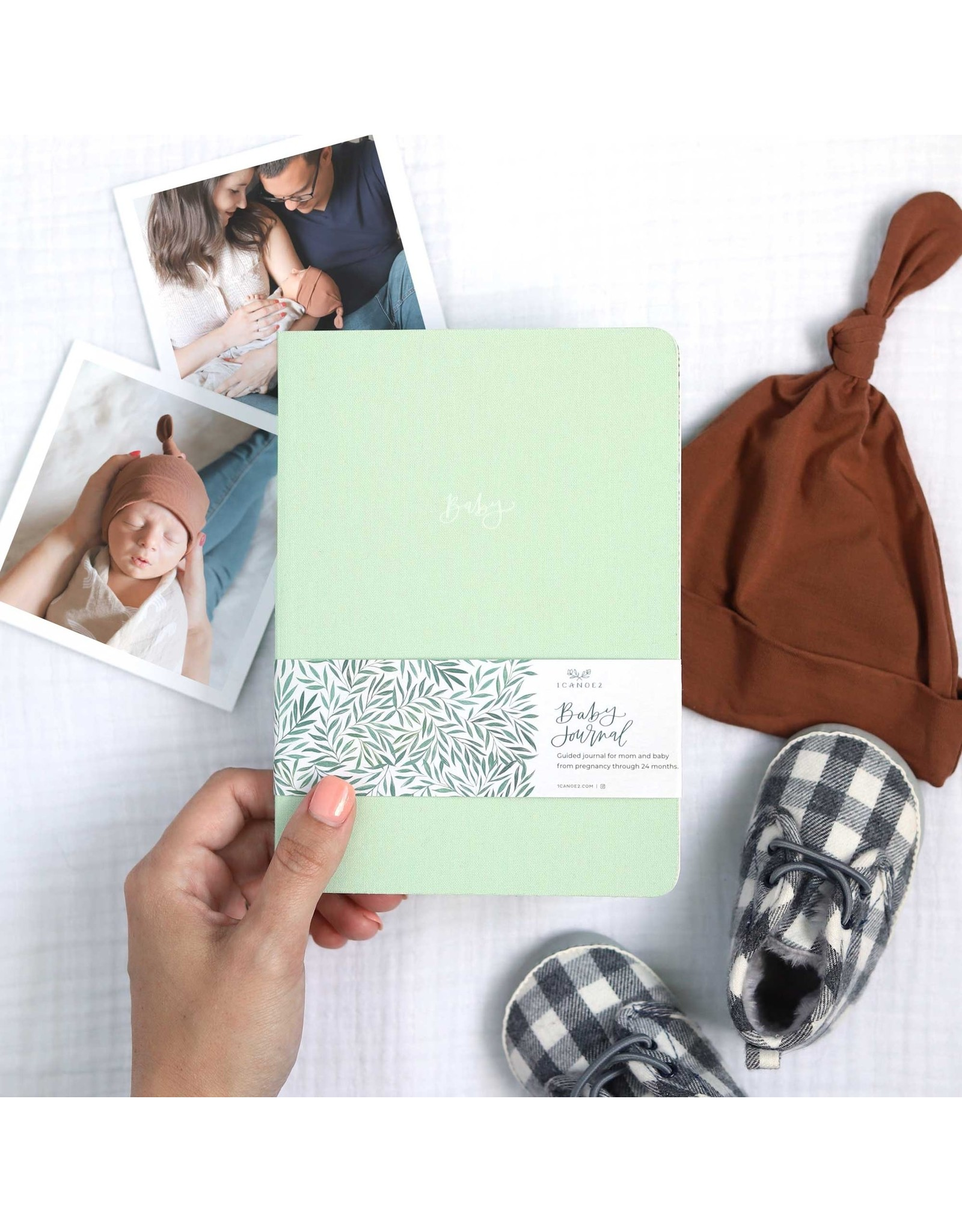 Baby Guided Journal