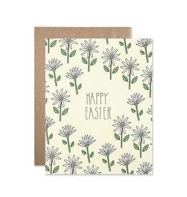 Hartland Brooklyn Happy Easter Daisies Card