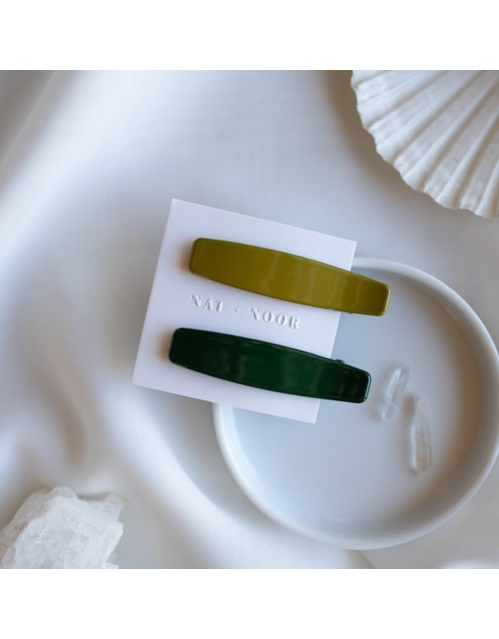 Nat + Noor Lani - Forest + Olive