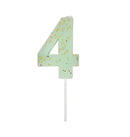Number Candle: 4
