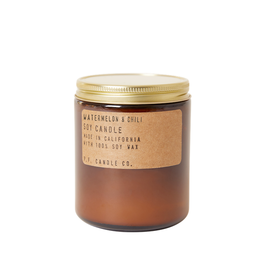 7.2 oz Soy Candle - Watermelon & Chili