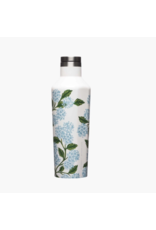 Corkcicle Rifle Paper Canteen-16oz Hydrangea