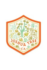 Paper Parasol Press Joshua Tree National Park Sticker