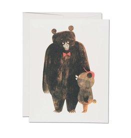 Daddy Bear Card