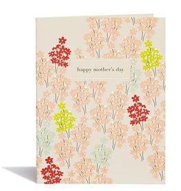 Snow & Graham Mom Bunches Foil Card