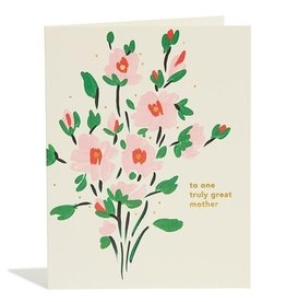 Snow & Graham Mom Bess Card