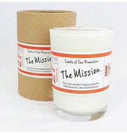 Destination Fragrances The Mission 8oz Candle