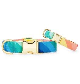 Over the Rainbow Dog Collar