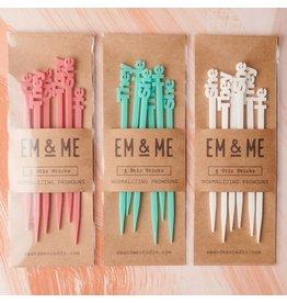 Em And Me Studio Normalizing Pronouns Stir Sticks