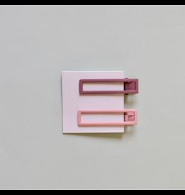 Nat + Noor Lu Lu - Mauve + Pink