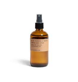Room  & Linen Spray - Teakwood & Tobacco