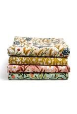 Tiny Floral Tea Towel Set