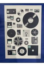 Hachette Vintage Record Journal