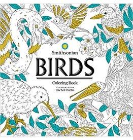 Birds Smithsonian Coloring Book
