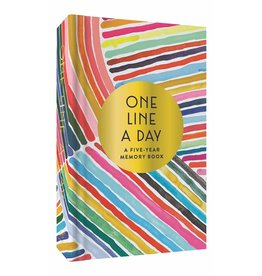 Hachette Rainbow One Line A Day