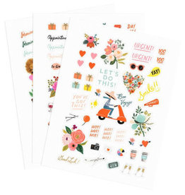 Rifle Paper Sticker Sheets Rifle Paper
