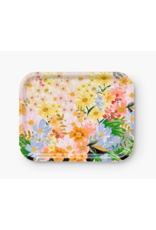 Rifle Paper Marguerite Plywood Rectangle Tray