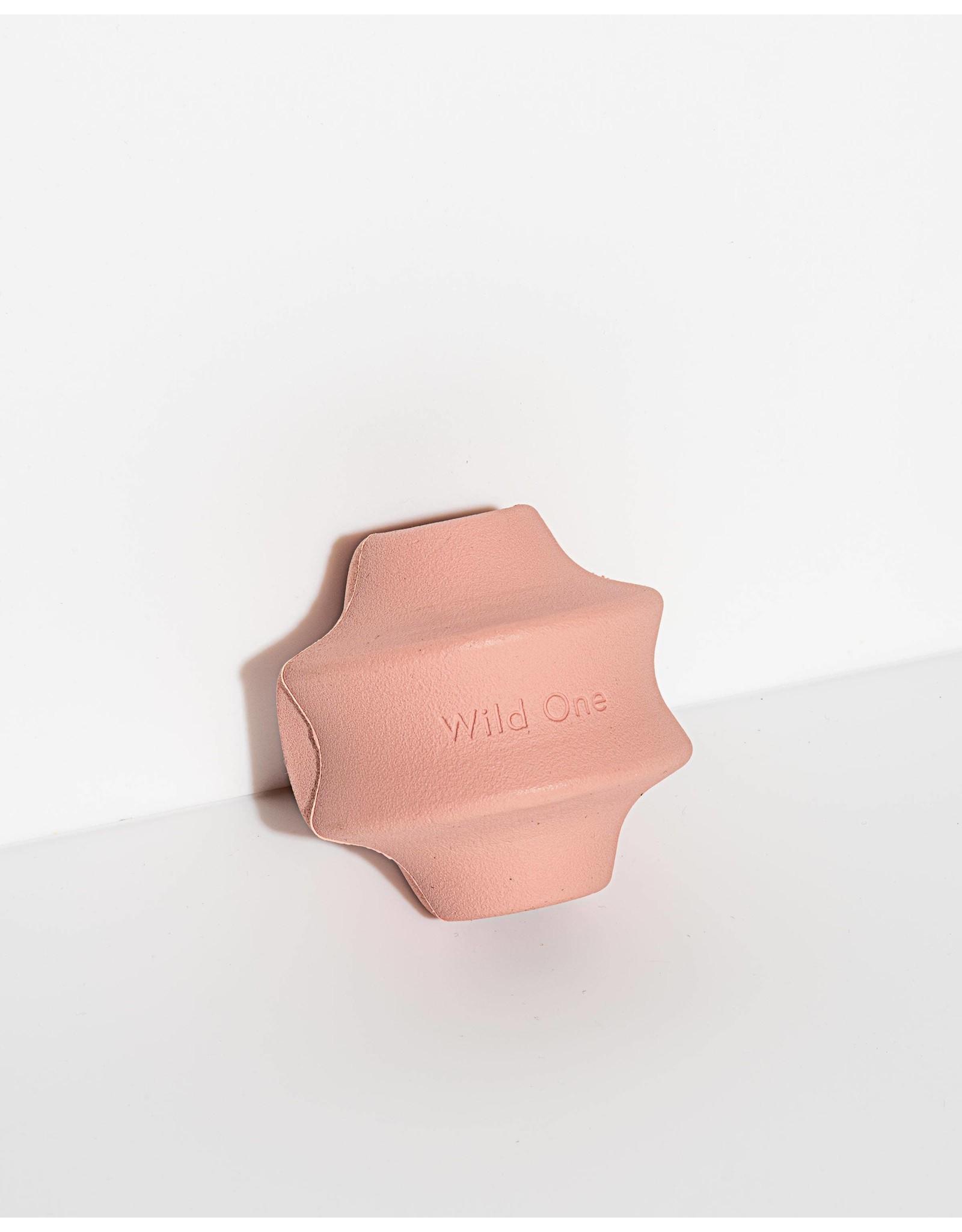 Wild One Twist Toss - Pink