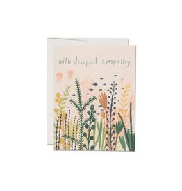 Underwater Sympathy Card