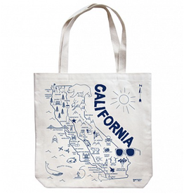 California Grocery Tote