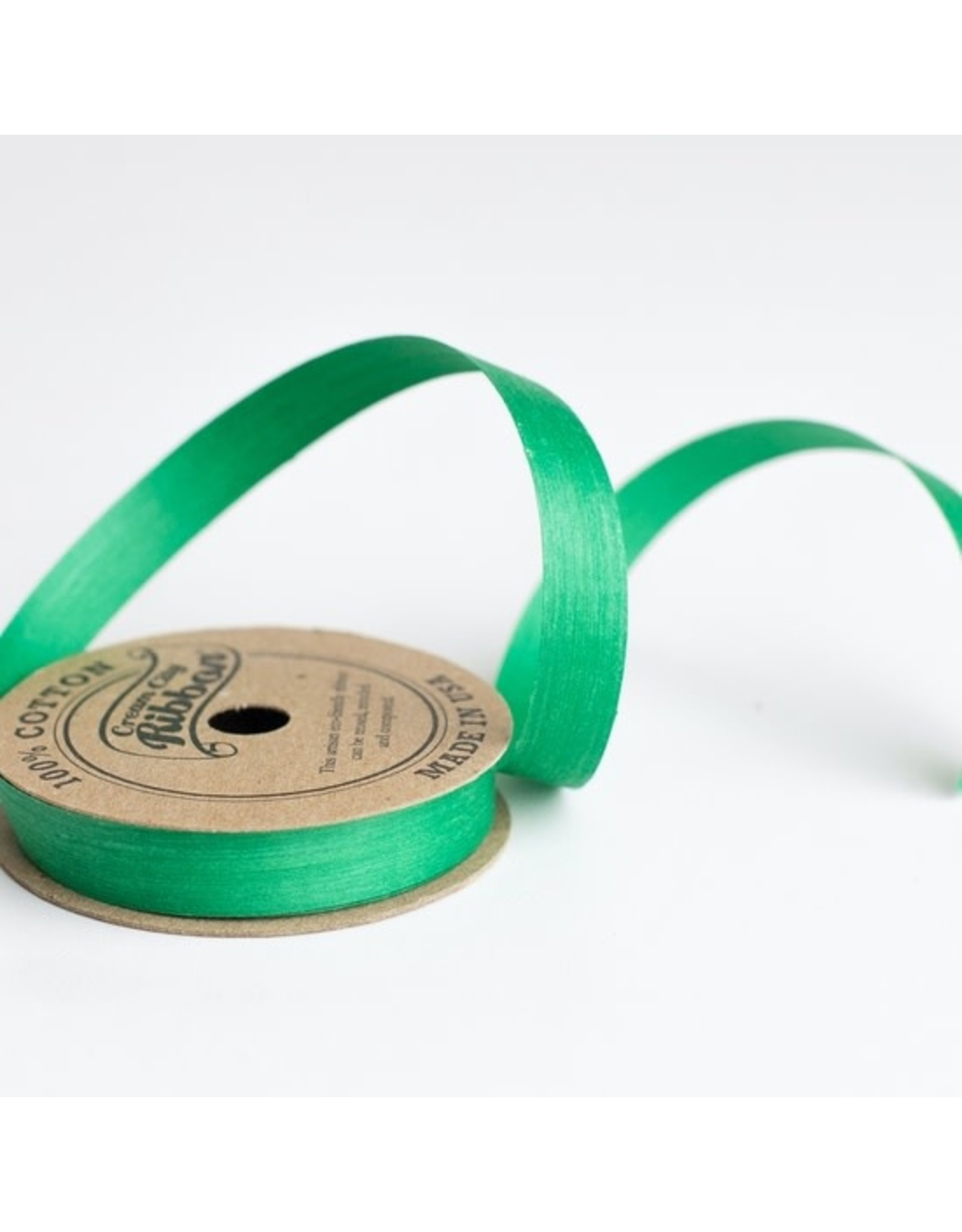Wrappily Eco Gift Wrap Ribbon - Green