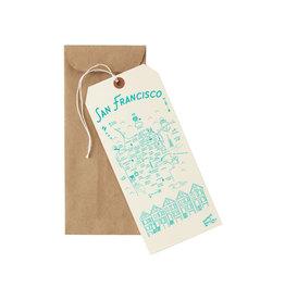 San Francisco Mapnote