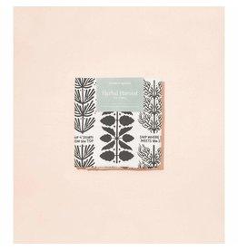 Tea Towel - Herbal Harvest