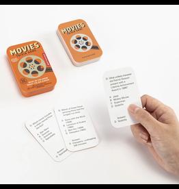 Kikkerland Movies Trivia Game