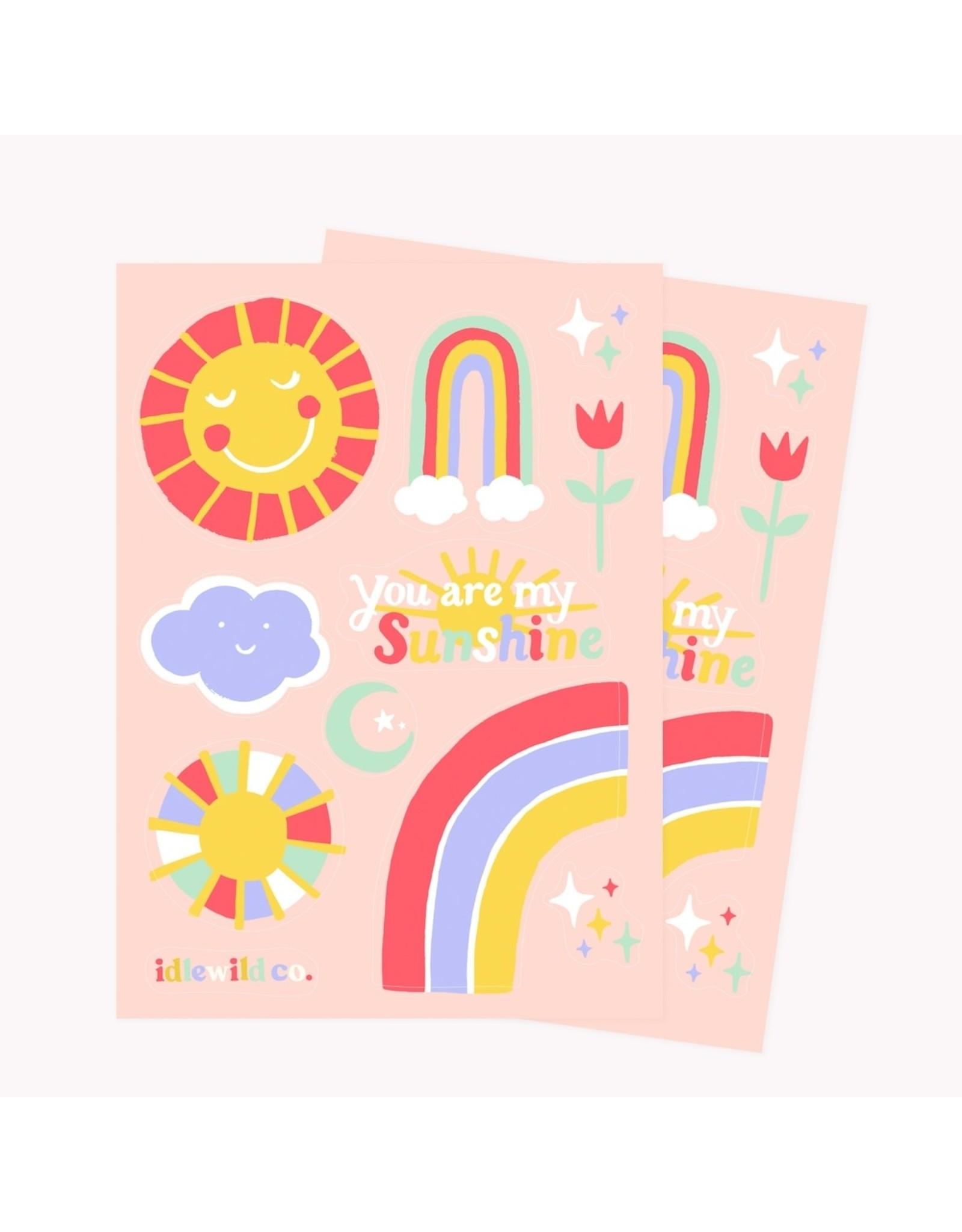 Sunshine Sticker Sheets