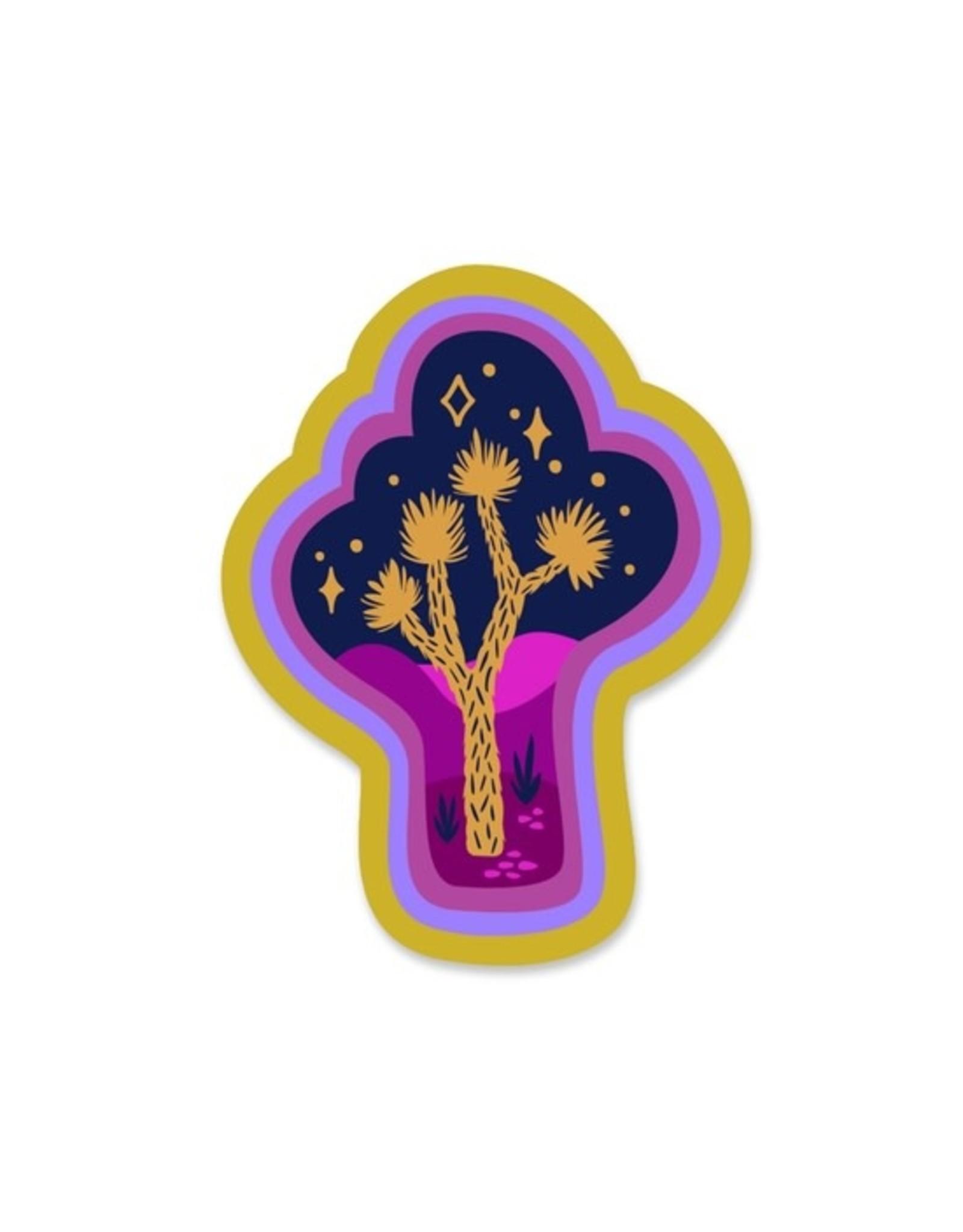 Paper Parasol Press Joshua Tree Magic Sticker