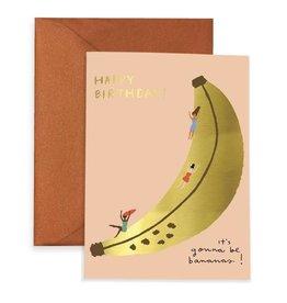Carolyn Suzuki Banana Slide Card