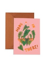 Carolyn Suzuki Begonia Maculata Card