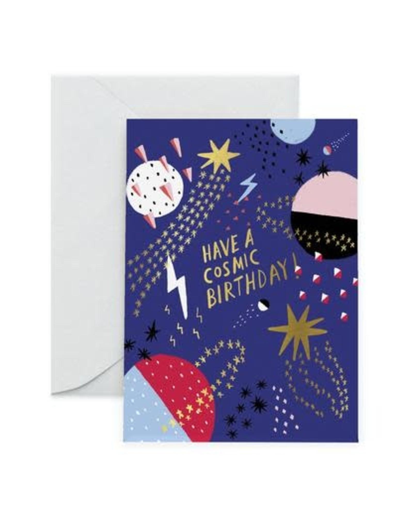 Carolyn Suzuki Interstellar Card