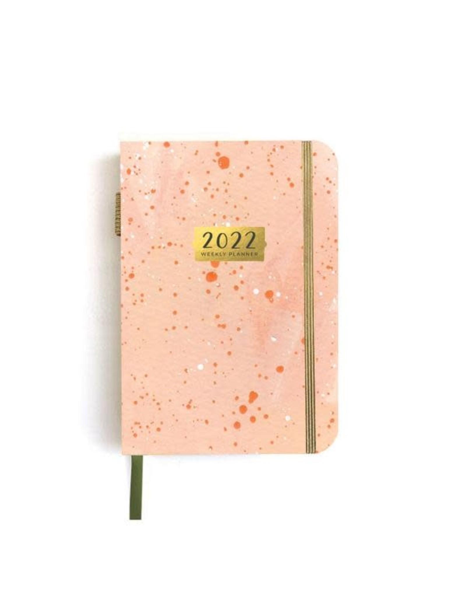 Speckled Zinnia Planner Calendar