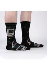 Sock It To Me Men's Sock - Control Alt Delete