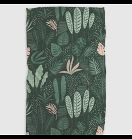 Geometry Tea Towel - Forrest Floor