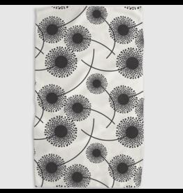 Geometry Tea Towel - Fully Bloomed