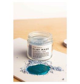 Spirulina + MSM Clay Mask